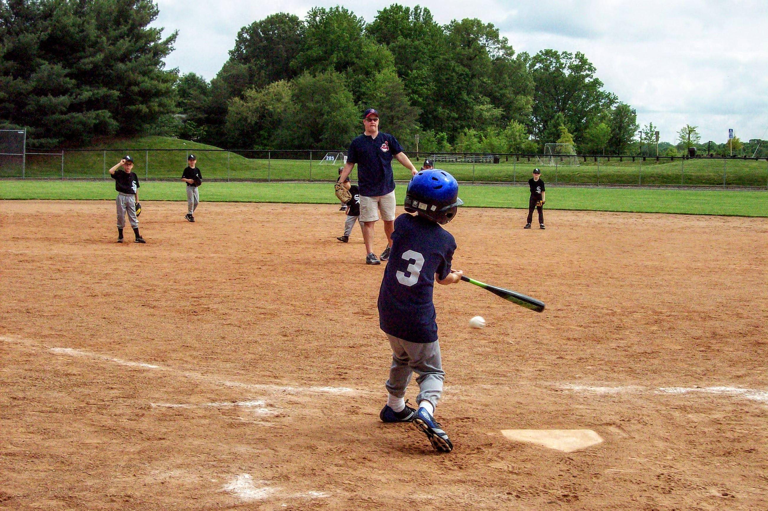Youth T-Ball & Coach Pitch   Lake Ridge HOA, VA