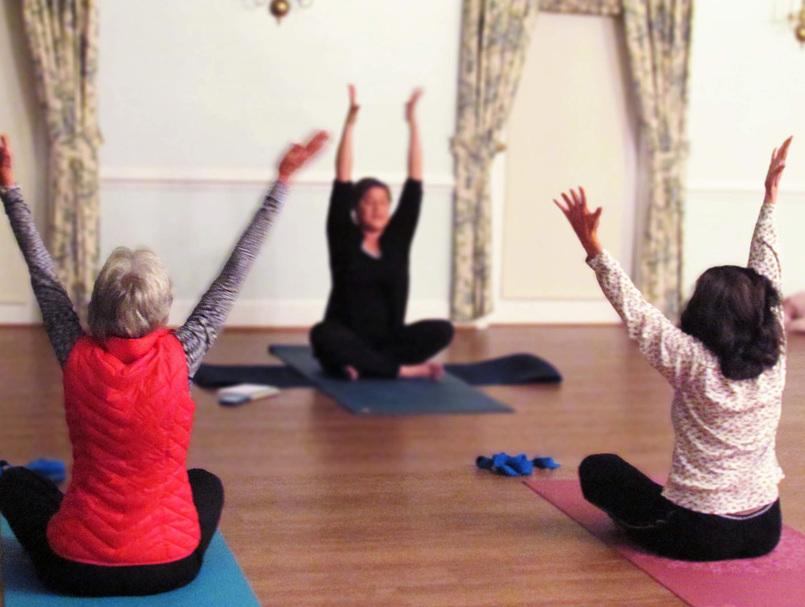 Yoga Opens in new window